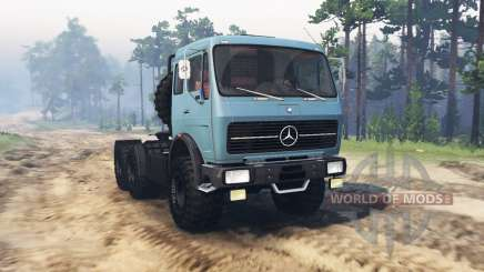 Mercedes-Benz NG pour Spin Tires