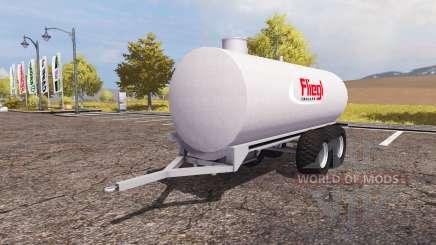 Fliegl tank liquid manure für Farming Simulator 2013