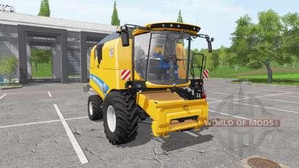 New Holland TC5.80 für Farming Simulator 2017