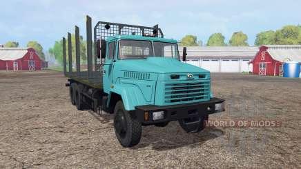 KRAZ 6233М6 für Farming Simulator 2015