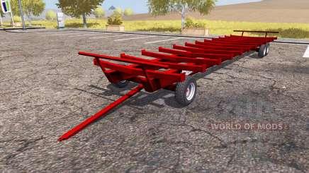 JBM Round Bale für Farming Simulator 2013