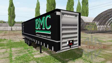 Fruehauf BMC für Farming Simulator 2017