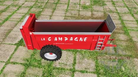 La Campagne EC 12 v1.1 pour Farming Simulator 2017