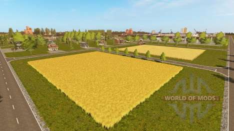 Canadian national map pour Farming Simulator 2017