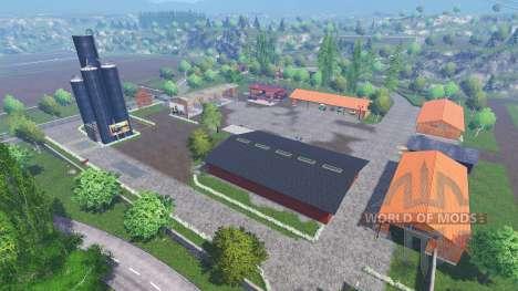 Hagestedt für Farming Simulator 2015