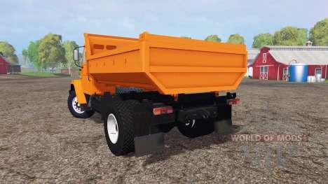 ZIL MMZ 45085 pour Farming Simulator 2015