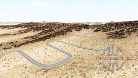 Black hills für BeamNG Drive