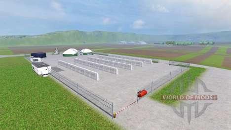 Neuland für Farming Simulator 2013