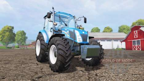 Weight New Holland v1.1 für Farming Simulator 2015