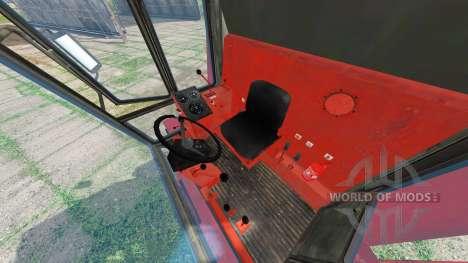 Bizon Z056 für Farming Simulator 2017