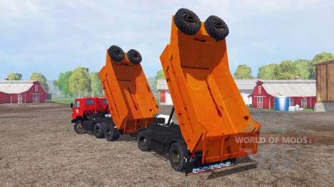 KamAZ 54102 für Farming Simulator 2015