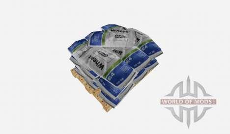 Seed pallet v3 für Farming Simulator 2015