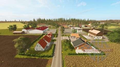 Holzhausen pour Farming Simulator 2017