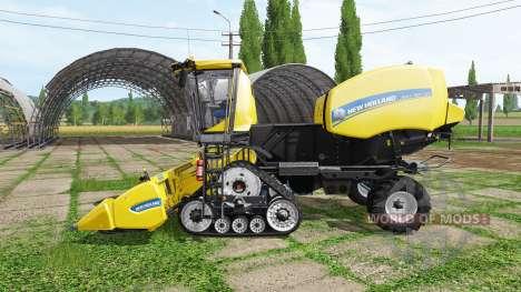 New Holland Roll-Belt 150 pour Farming Simulator 2017