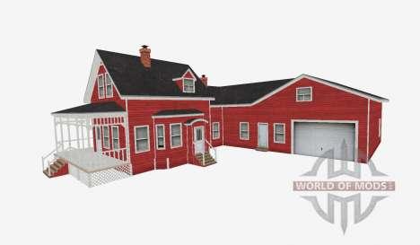 Farm home für Farming Simulator 2015