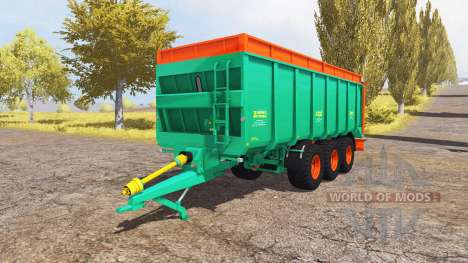 Aguas-Tenias ESP-TAT v2.0 für Farming Simulator 2013