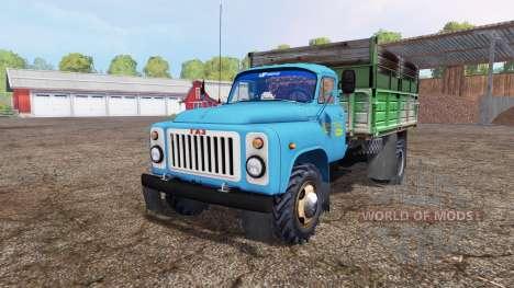 GAZ 53 pour Farming Simulator 2015
