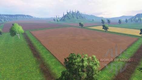 Wolleshof pour Farming Simulator 2015
