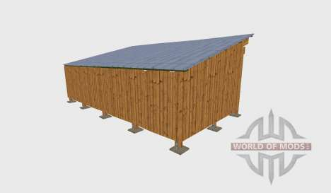 Open stable für Farming Simulator 2015