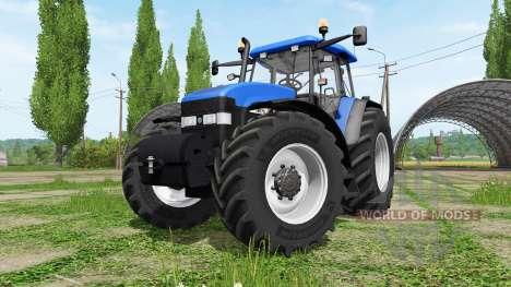 New Holland TM175 pour Farming Simulator 2017