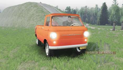 ZAZ 971Г v3.0 für Spin Tires