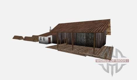 Sawmill für Farming Simulator 2015