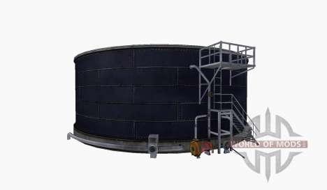 Liquid manure tank pour Farming Simulator 2015