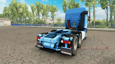 Volvo F16 Nor-Cargo für Euro Truck Simulator 2