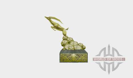 Sculpture gazelle pour Farming Simulator 2015