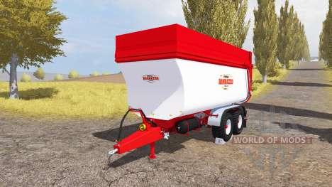 Rimorchi Randazzo T60 v1.1 für Farming Simulator 2013