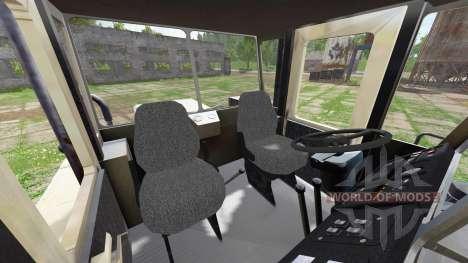 Kirovets K 702 pour Farming Simulator 2017