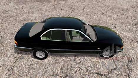 BMW 750i (E38) für Farming Simulator 2013