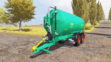Aguas-Tenias CAT-20 v2.0 pour Farming Simulator 2013