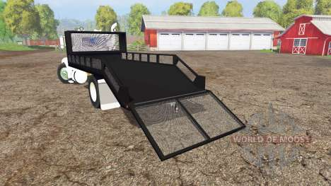 Peterbilt 384 für Farming Simulator 2015