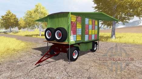 Mobile beehive pour Farming Simulator 2013