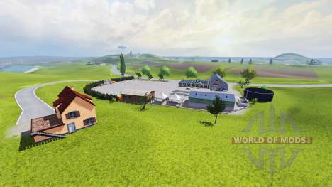 Sweet home v2.0 pour Farming Simulator 2013
