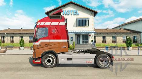 Volvo FH 540 pour Euro Truck Simulator 2