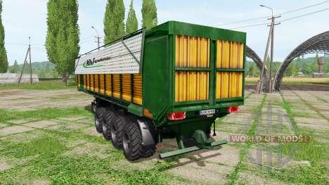 Tipper semitrailer für Farming Simulator 2017