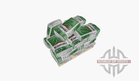 Seed pallet v2 für Farming Simulator 2015