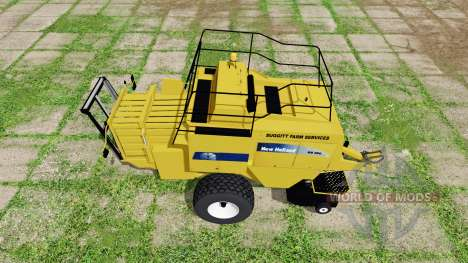 New Holland BigBaler 980 v2.2 für Farming Simulator 2017
