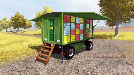 Mobile beehive für Farming Simulator 2013