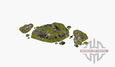 Scattered rocks pour Farming Simulator 2015