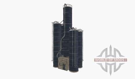 Farm silo system pour Farming Simulator 2015