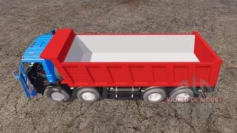 MZKT 65152 für Farming Simulator 2015