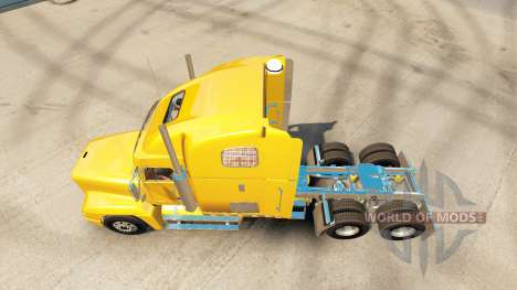 Freightliner FLD 120 pour American Truck Simulator