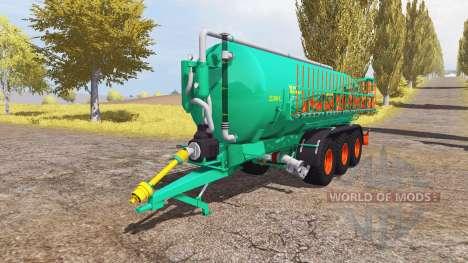 Aguas-Tenias CAT-22-TC v2.0 pour Farming Simulator 2013