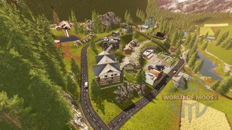 Goldcrest Mountains pour Farming Simulator 2017