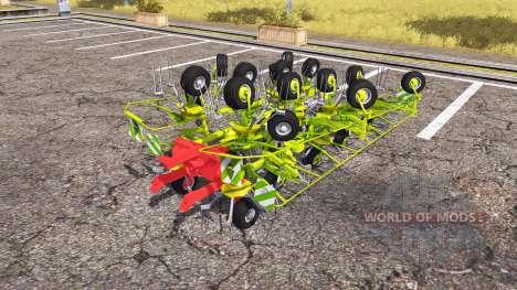 POTTINGER HIT 260 front tedder pour Farming Simulator 2013
