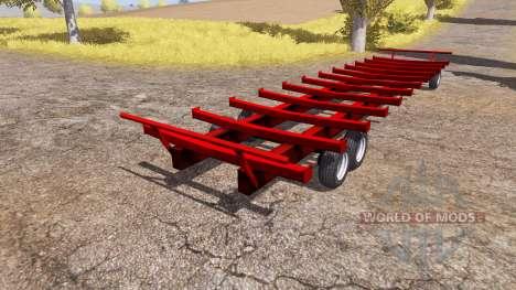 JBM Round Bale pour Farming Simulator 2013
