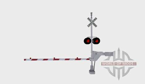 Railroad crossing pour Farming Simulator 2015